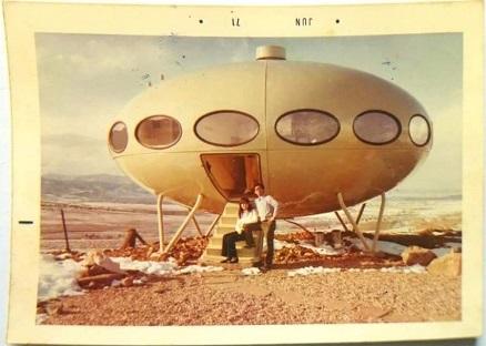 Unknown Location In Colorado - June 1971
