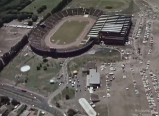 Ziln Video Screenshot - 1974 Commonwealth games - Two Futuros