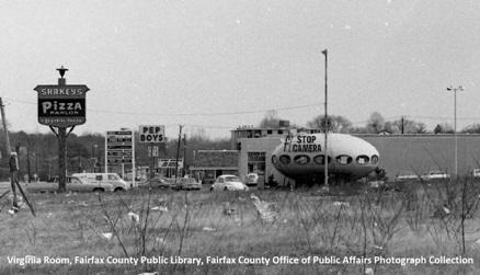 Futuro - Annandale - 1970's? - Fairfax County Public Library