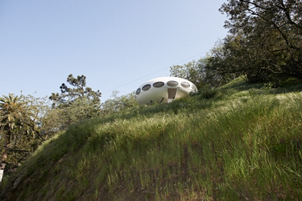 Futuro, Nichols canyon, Los Angeles, USA - Purple magazine