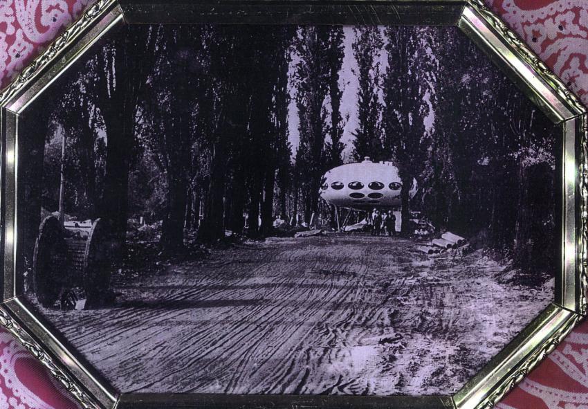 The futuro house berlin germany information photographs history