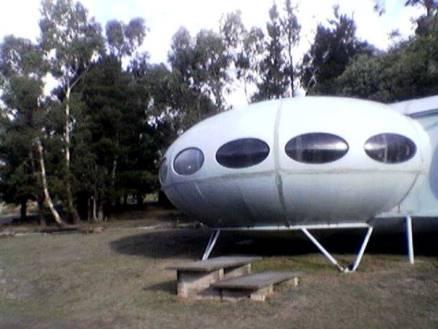 Futuro, Lorne/Otway, Victoria, Australia