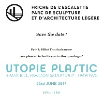 Futuro House - Galerie 54/Touchelaume - Preview Invite