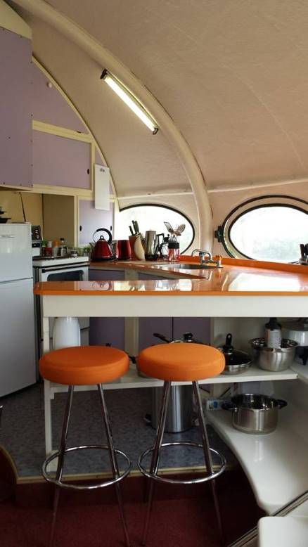 Futuro, Warrington, New Zealand - Shot By Owner From Futuro Homes Of New Zealand Facebook Page - 12