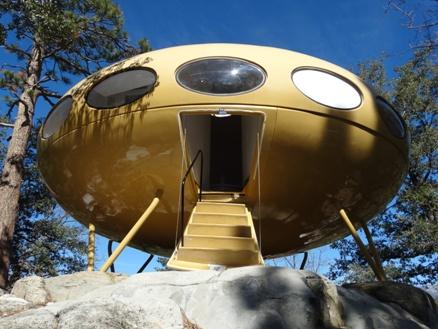 Futuro, Idyllwild, USA - Visit 022615 - 4