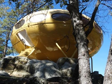 Futuro, Idyllwild, USA - Visit 022615 - 6
