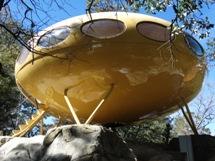 Futuro, Idyllwild, USA - Visit 022615 - 15