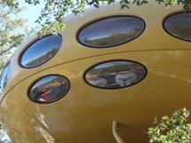 Futuro, Idyllwild, USA - Visit 022615 - 17