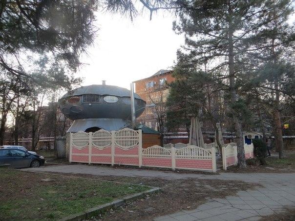 Futuro, Krasnodar, Russia - Photos By Khanu Man - 2