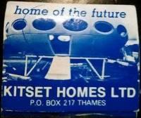 Futuro, Kitset Homes, Thames, NZ