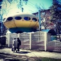 Futuro, Krasnodar, Russia - Photos Sent By Yves Buysse - 2