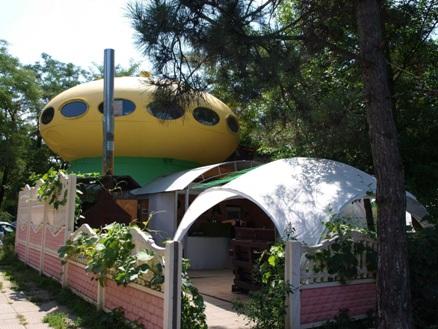 Futuro, Krasnodar, Russia - Photos Sent By Yves Buysse - 3
