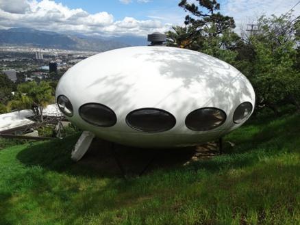 Futuro, Nichols Canyon, Los Angeles, USA - Visit 022815 - I