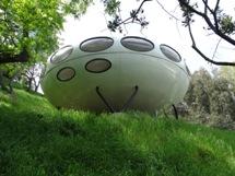 Futuro, Nichols Canyon, Los Angeles, USA - Visit 022815 - K