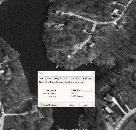 Futuro, Makinaw, Illinois - Google Earth 041898