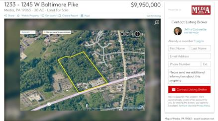 Media Futuro Site - Land Listed For Sale