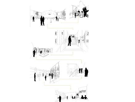 Public Art Depot MBVB - Plan