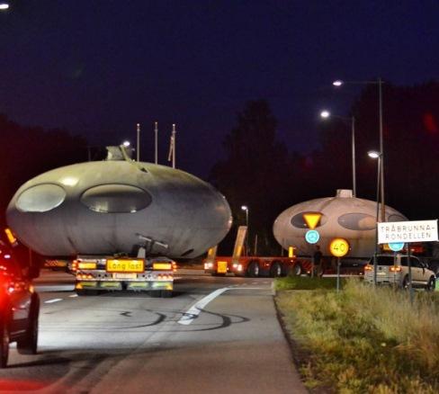 Swedish Air Force Futuros - Port Of Norrsundet to Norrköping-Bråvalla airfield - Niklas Luks - 070616 - 3