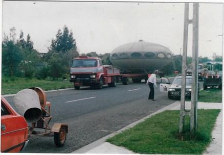 Pihanga Road To Kuratau Junction Road Transport - 1991