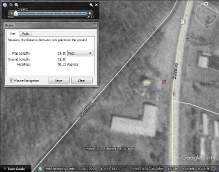 Pipersville Futuro Google Maps 032892