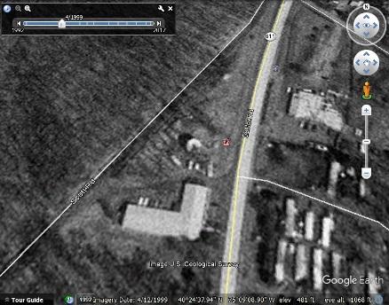 Pipersville Futuro Google Maps 041299