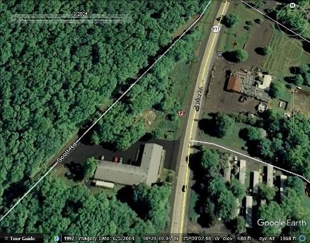 Pipersville Futuro Google Maps 060504