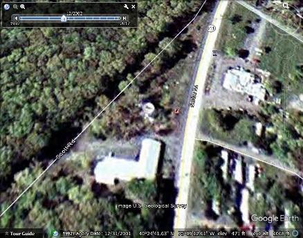 Pipersville Futuro Google Maps 123101