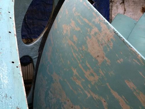 Craig Barnes - Futuro Restoration Diary 032914