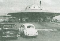 South Africa - Flying Saucer Roadhouse