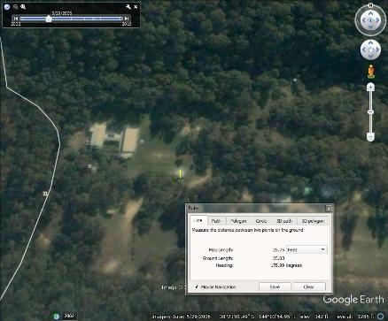 Futuro, Sokil Art Eco Retreat - Google Earth - 052906