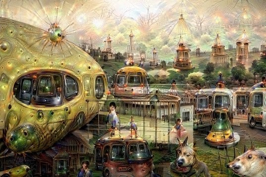 Futuros - Wanli - Alexander Synaptic - Taiwan Dreamscapes: Wanli UFO village
