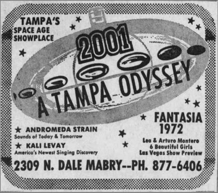 Tampa bay Times 071519 - 1972 2001 Odyssey Ad