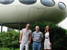 Futuro House - At Taunustein With Expotechnik Folks - 072616