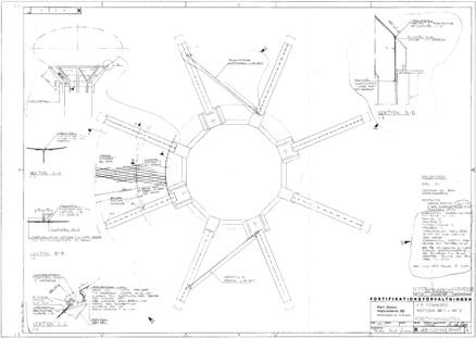 Swedish Air Force Futuros - Tonnebro Futuro 1 & 2 Plan