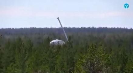Swedish Air Force Futuro - Stratjara - helahalsingland.se Video - 042116 - Tour 9