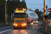 Swedish Air Force Futuro - Stratjara - Road Transport - 060216 - Daniel Sj�holm - 3