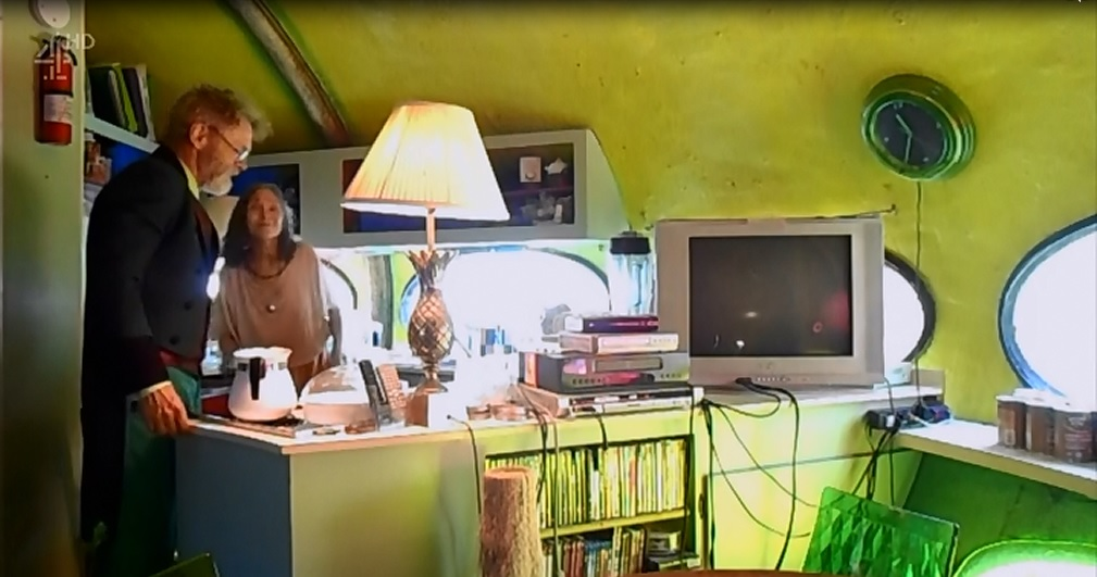 the futuro house houston delaware usa information photographs history maps. Black Bedroom Furniture Sets. Home Design Ideas