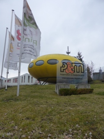 Futuro, Haigerloch, Germany - Yves Buysse - 031316 - 3