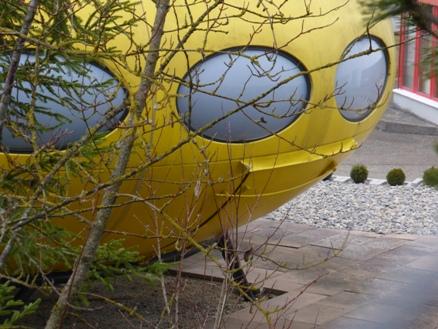 Futuro, Haigerloch, Germany - Yves Buysse - 031316 - 4