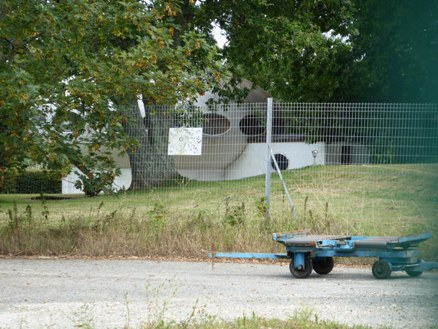 Futuro, Aéroport de Lorient Bretagne Sud - Yves Buysse July 2014 - 2