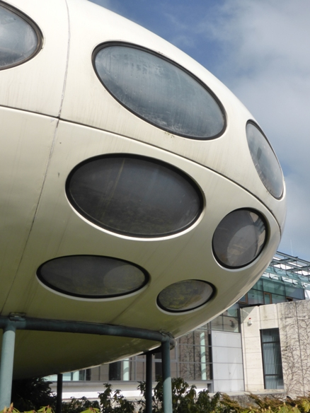 Futuro, Taunusstein, Germany - Yves Buysse - 031316