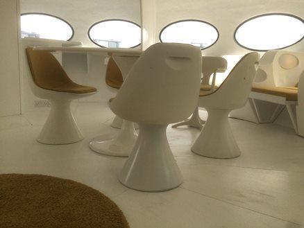 Futuro 22 - Vintage Arkana Mushroom Chairs