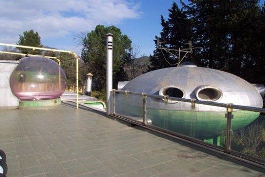 Futuro Lookalike - Villa Benedetti Disco Room - 2
