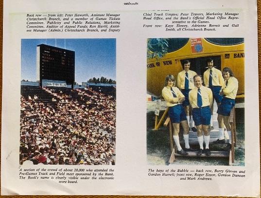 1974 Bank Of New Zealand Newsletter 1