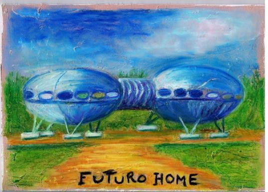 Futuro Painting - artastic