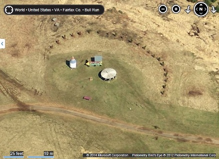 Cox Farms, VA - Non Futuro - Bing Maps