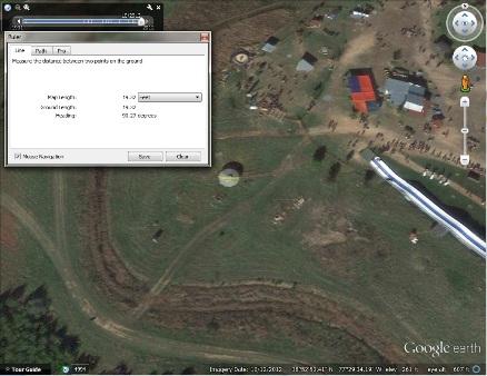Cox Farms, VA - Non Futuro - Google Earth