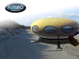 Futuro - Imaginactive - Theme Park Ride - 3