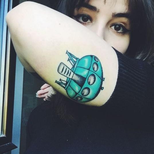 irati.rua - Futuro 22 - Tattoo