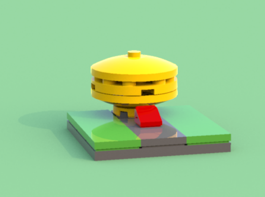 Futuro - The Lego Model